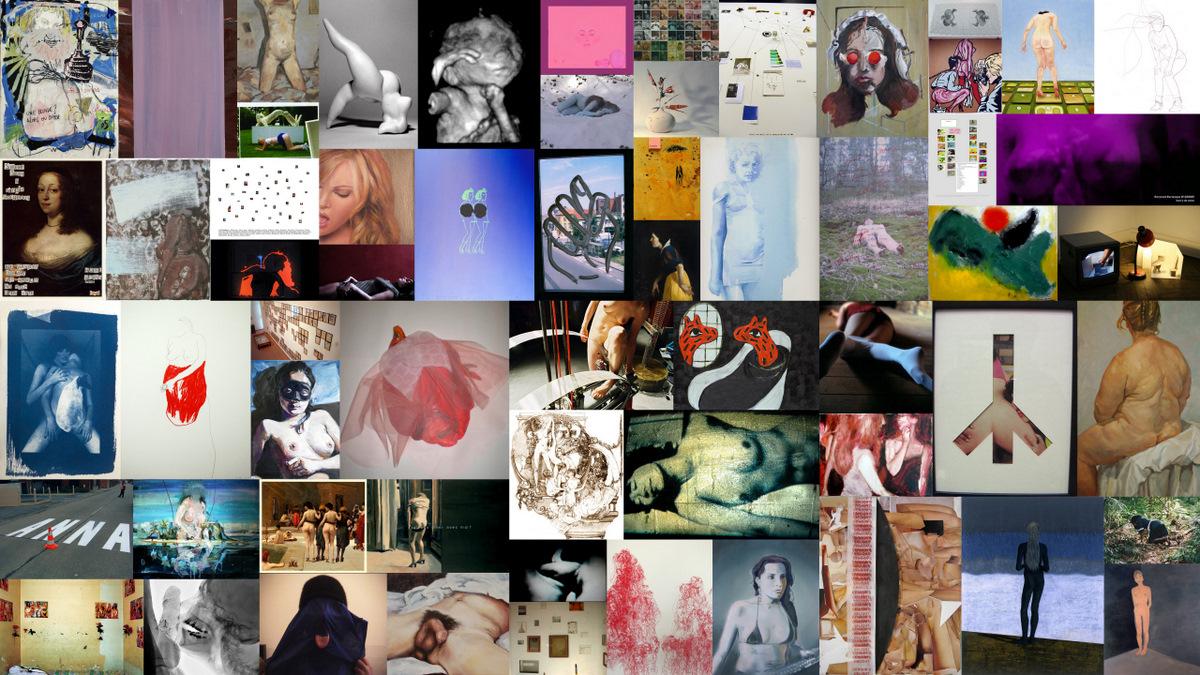 Netwerk der Lusten - deelnemende hedendaagse kunstenaars